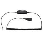 Jabra 88011-102 headphone/headset accessory Cable