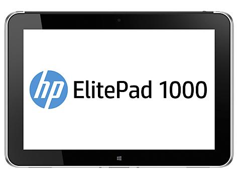 HP ElitePad 1000 G2 128GB 4G Silver