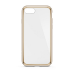 "Belkin SheerForce Pro mobile phone case 11.9 cm (4.7"") Cover Gold,Translucent"