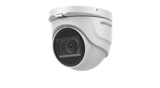 Hikvision Digital Technology DS-2CE76U1T-ITMF CCTV security camera Outdoor Dome Ceiling 3840 x 2160 pixels