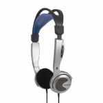 Koss KTXPRO1 Supraaural Head-band Black,Blue,Silver Headphone