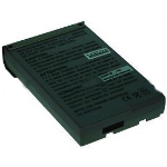2-Power CBI1002A Lithium-Ion (Li-Ion) 6600mAh 11.1V rechargeable battery