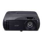 Acer Essential X1626H Ceiling-mounted projector 4000ANSI lumens DLP 3D Black data projector