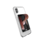 Speck GrabTab Cosmic Collection Mobile phone/Smartphone Black Passive holder