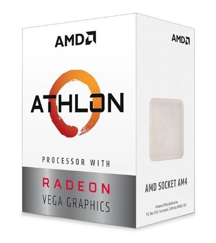 AMD Athlon 3000G processor 3.5 GHz Box 4 MB L3