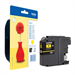 Brother LC-121YBP Ink cartridge yellow, 300 pages