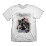 BLOODBORNE Boss Fight T-Shirt, Extra Large, White (GE1778XL)