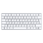 Apple MLA22RU/A Bluetooth QWERTY Russian White