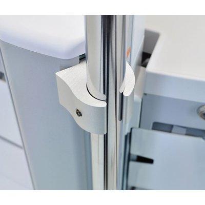 Ergotron SV IV Pole Clamp Kit