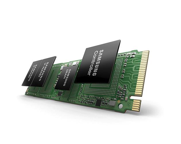 Samsung PM991 M.2 256 GB PCI Express 3.0 3D TLC NAND NVMe