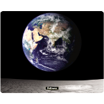 Fellowes Square Brite Mat Earth & Moon