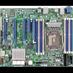 Asrock EPC612D8A server/workstation motherboard LGA 2011-v3 Intel® C612 ATX