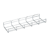 Black Box RM712A cable tray Elbow cable tray Silver