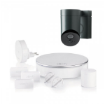 Somfy Home Alarm+ Outdoor camera Grey