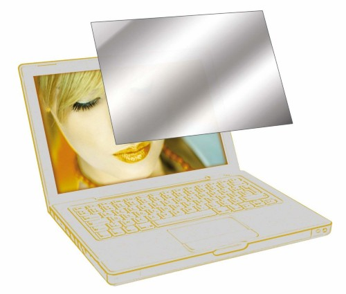 Urban Factory Privacy and Protection Cover for Laptop/Notebook Screen Size 11.6