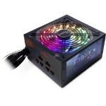 Inter-Tech Argus RGB-650W CM II power supply unit 20+4 pin ATX ATX Black