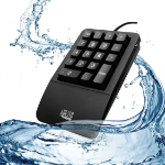 Adesso Easy Touch 618 numeric keypad USB Universal Black