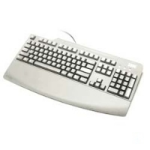 Lenovo Preferred Pro USB Keyboard Pearl white - German USB