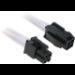 BitFenix 4-Pin ATX 12V 45cm 0.45m internal power cable