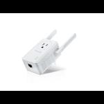 TP-LINK TL-WA860RE PowerLine network adapter 300 Mbit/s Ethernet LAN Wi-Fi White 1 pc(s)