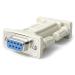StarTech.com DB9 RS232 Serial Null Modem Adapter - F/F