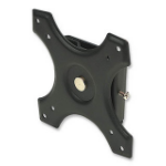 Manhattan 422840 Black flat panel wall mount
