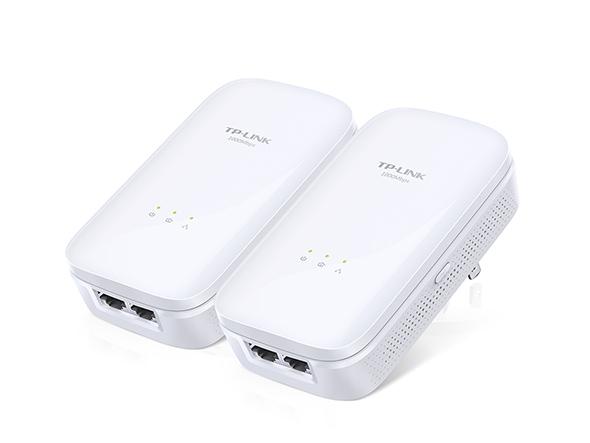 TP-LINK TL-PA7020 KIT 1000Mbit/s Ethernet LAN White 2pc(s)