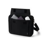 "Dicota D31323 14.1"" Briefcase Black notebook case"