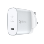 Belkin BOOST↑CHARGE Silver, White Indoor