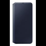"""Samsung EF-WA705 mobile phone case 17 cm (6.7"""") Wallet case Black"""