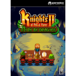 Paradox Interactive Knights of Pen & Paper 2: Here be Dragons Video Game Downloadable Content (DLC) PC/Mac/Linux Knights of Pen and Paper 2 English