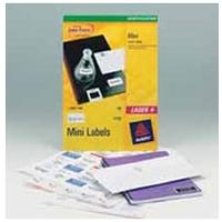 Inkjet Label 38x21.2mm White