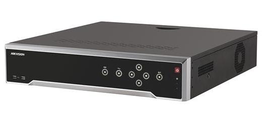 Hikvision Digital Technology DS-7732NI-I4 network video recorder 1.5U Black, Silver