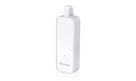 TP-LINK (UE300) USB 3.0 to Gigabit Ethernet Adapter MAC Compatible