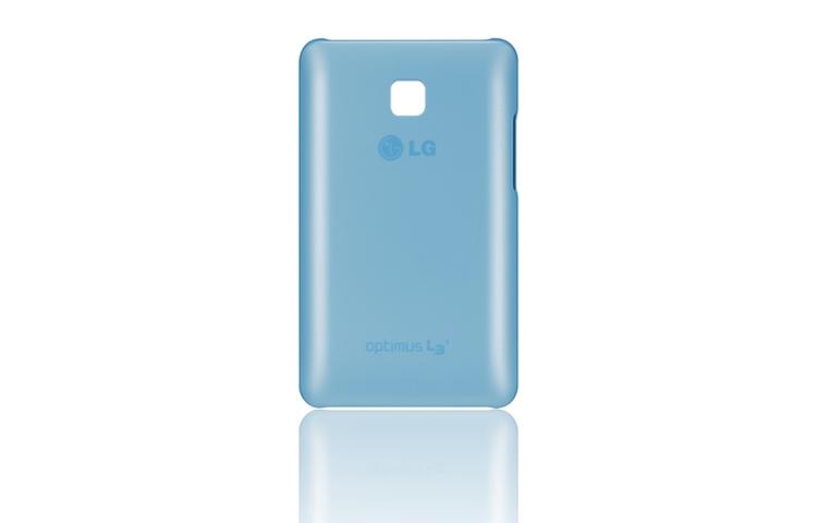 LG CCH-220.AGEUBL funda para teléfono móvil Azul