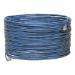Tripp Lite Cat5e Plenum Rated Snagless Patch Cable, (RJ45 M/M ) - Blue, 75-ft.