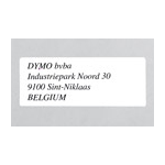 DYMO Large Address Labels Black,White 6240pc(s) self-adhesive label