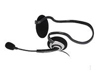 Creative Labs HS-390 MSN Binaural Black headset