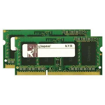 Kingston Technology ValueRAM 8GB DDR3 1333MHZ SODIMM 8GB DDR3 1333MHz memory module