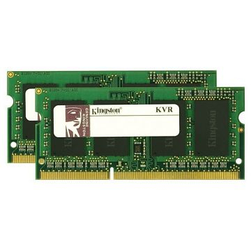 Kingston Technology ValueRAM 8GB DDR3 1333MHZ SODIMM geheugenmodule