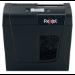 Rexel Secure X6 triturador de papel Corte cruzado 70 dB Negro