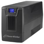 PowerWalker VI 600 SCL uninterruptible power supply (UPS) Line-Interactive 600 VA 360 W