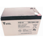 Yuasa Y12-12 Sealed Lead Acid (VRLA) 12Ah 12V UPS batteryZZZZZ], Y12-12