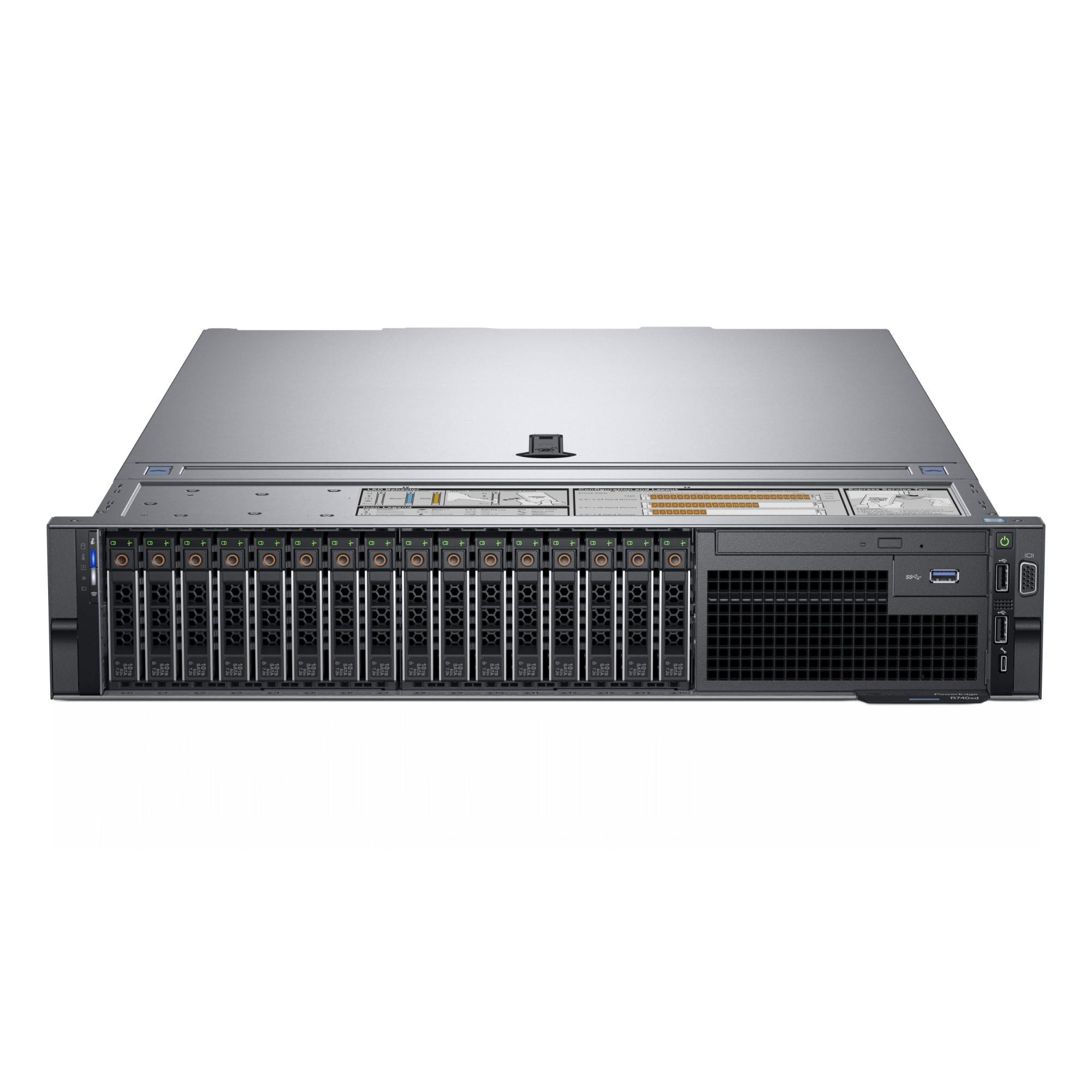 DELL PowerEdge R740 server 2 2 GHz Intel Xeon Silver 4114 Rack (2U) 750 W