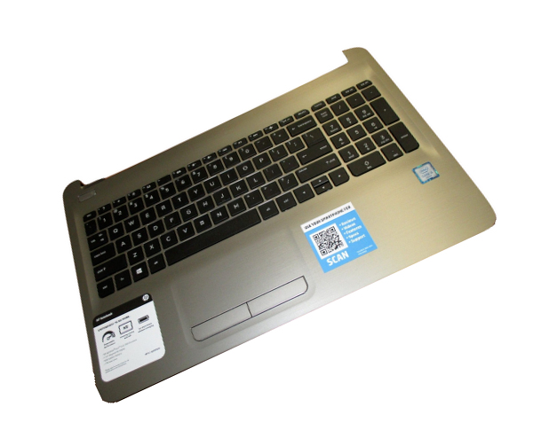 HP 855022-A41 notebook spare part Housing base + keyboard