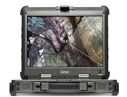 """Getac X500 G2 Black Notebook 39.6 cm (15.6"""") 1920 x 1080 pixels 4th gen Intel® Core™ i5 i5-4310M 8 GB DDR3-SDRAM 500 GB HDD"""