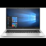 "HP EliteBook 845 G7 Notebook Silver 39.6 cm (15.6"") 1920 x 1080 pixels AMD Ryzen 5 8 GB DDR4-SDRAM 256 GB SSD Wi-Fi 6 (802.11ax) Windows 10 Pro"