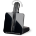 Plantronics CS540-XD Monaural Head-band Black headset
