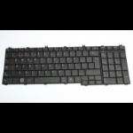 Toshiba K000110500 notebook spare part Keyboard