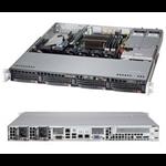 Supermicro SuperServer 5018D-MTRF Intel® C224 LGA 1150 (Socket H3) 1U Grey